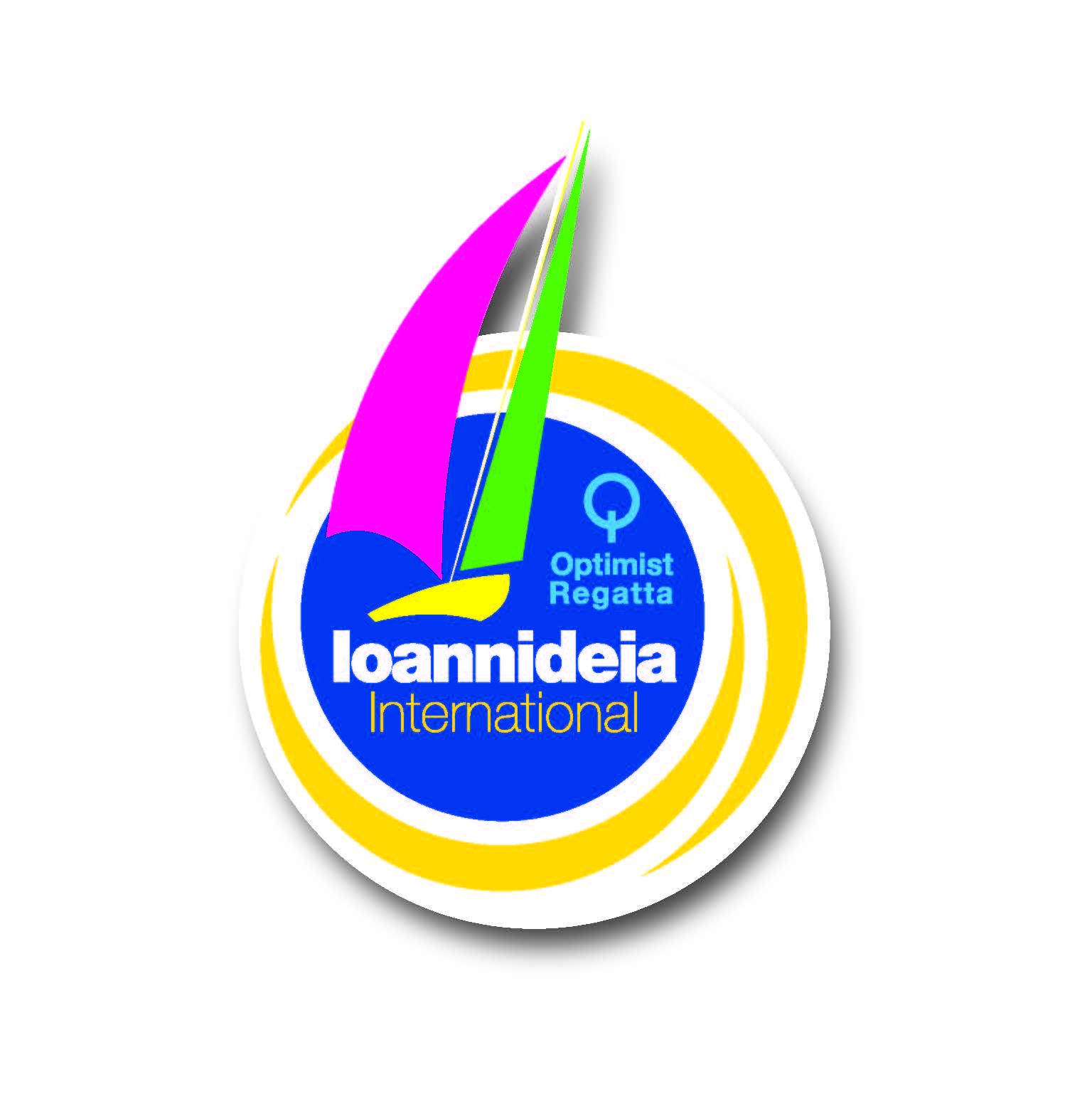 Optimist Ioannideia 2015 Final Logo